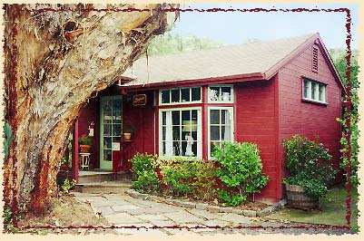 Sonoma Valley Cottage